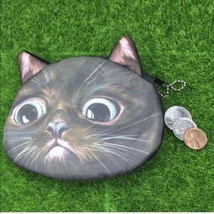 Other - Black Cat Coin Purse